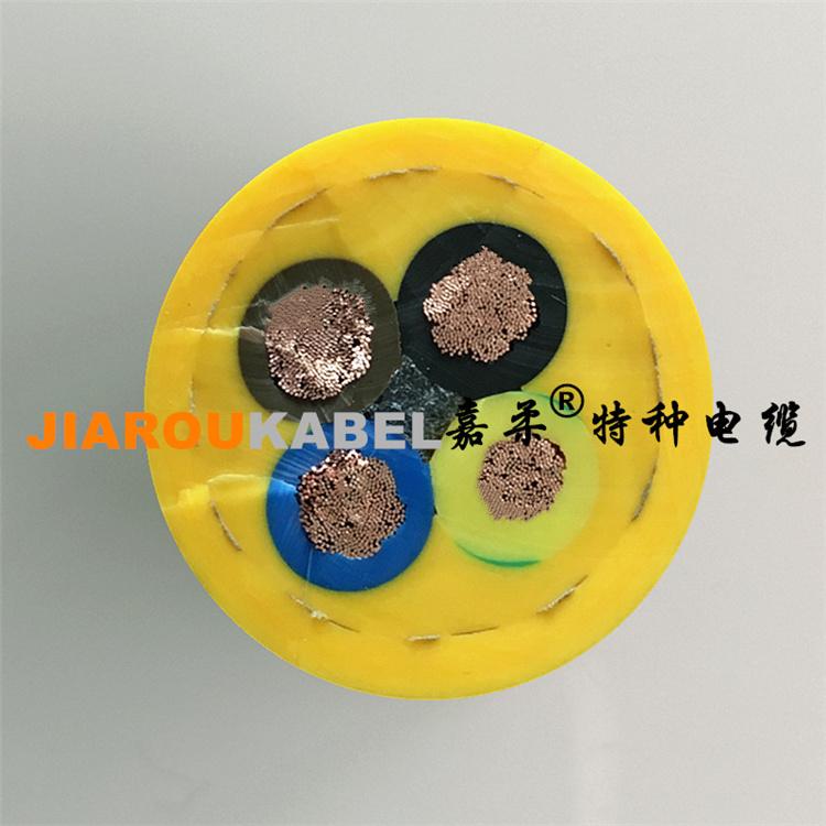 卷筒电缆(高耐磨承载型)