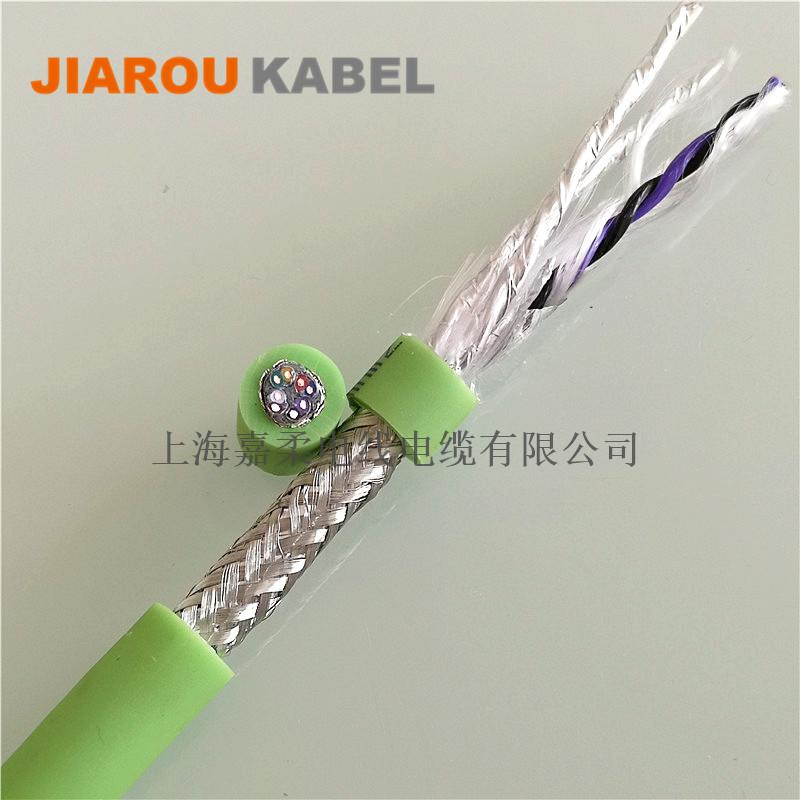 长距离信号传送系统用编码器电缆,绿色
