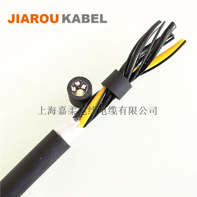 高柔性中速拖链电缆(经济型,更佳性价比)