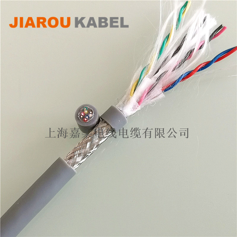 双绞屏蔽中度拖链电缆(经济型,更佳性价比)