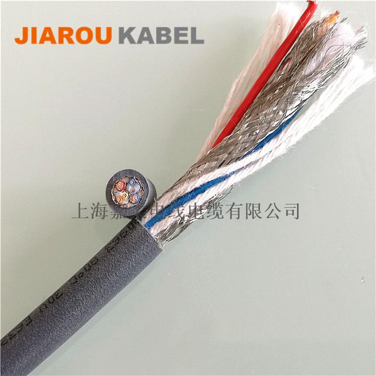 机器人电缆,机器人专用屏蔽电缆