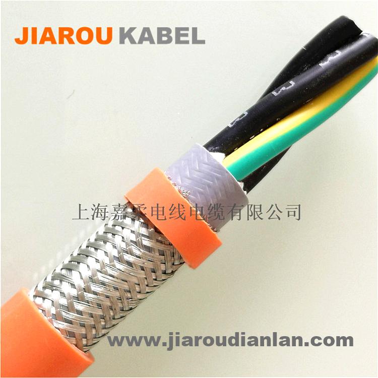 伺服电机动力电缆