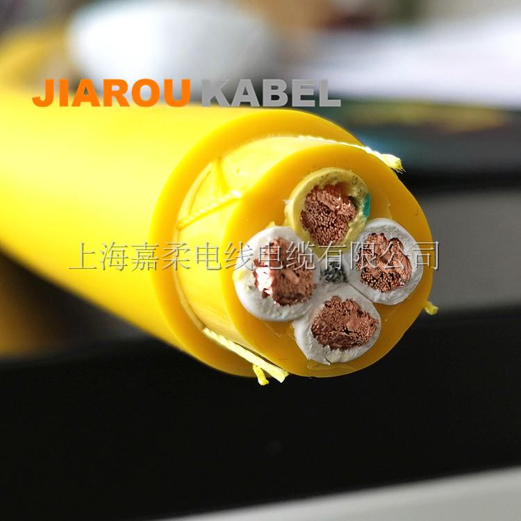 垃圾吊抓斗抗拉电缆(加强型高抗拉)